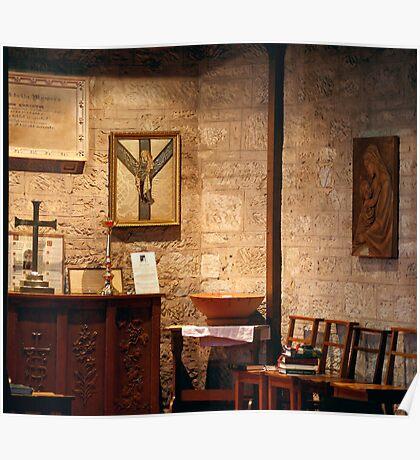 The Mary Chapel ~ Holy Trinity, Dubbo  Poster