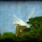 UK-Windmill...Jack ©  by Dawn Becker