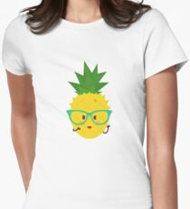 Ananas Fitted T-Shirt