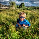 Sammy in the Bush by Bob Larson