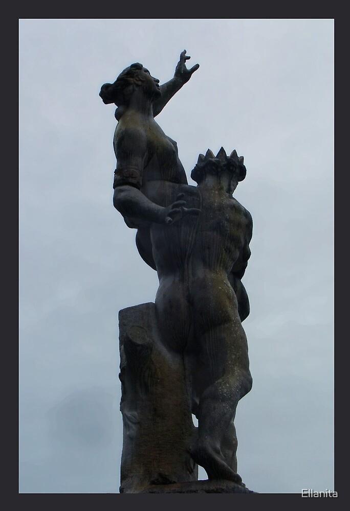 Persephone and Hades     by Ellanita