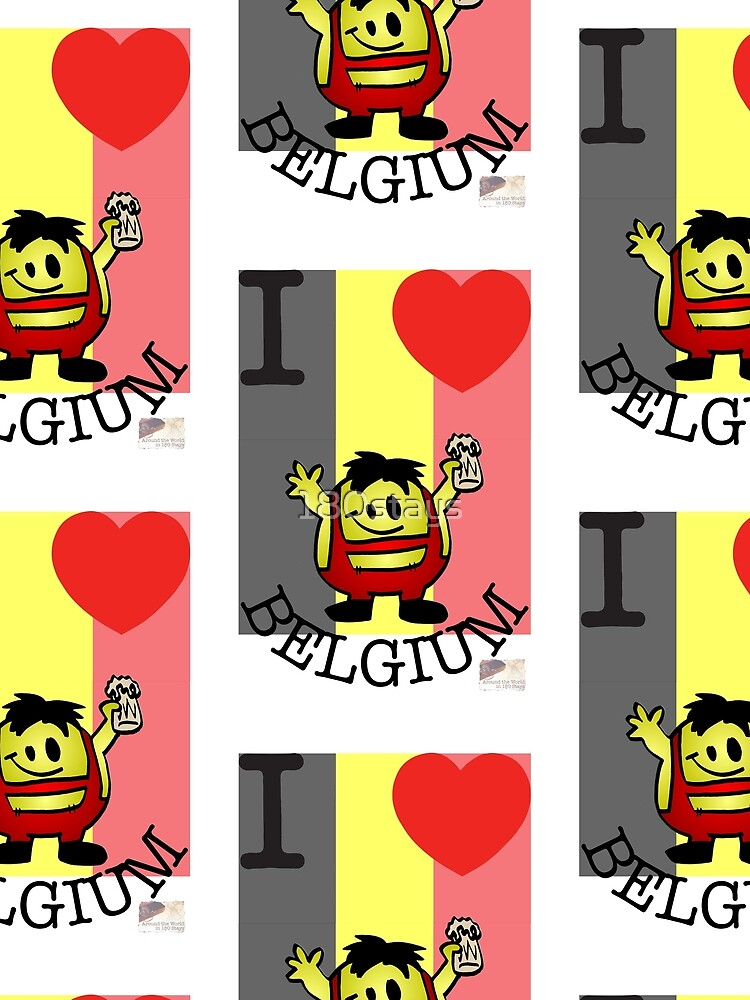 I heart BELGIUM by 180stays