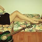 Sincerity over simple chords.  by Ambur Fraser