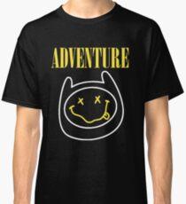 Finn Adventure Time Smile Classic T-Shirt