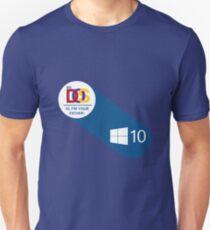 Windows' origins Unisex T-Shirt