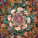 Lotus Watergarden by Karin Taylor