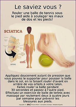 Planches Musculo-squelettique des positions de Yoga - N°11