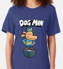 Dog Man Slim Fit T-Shirt