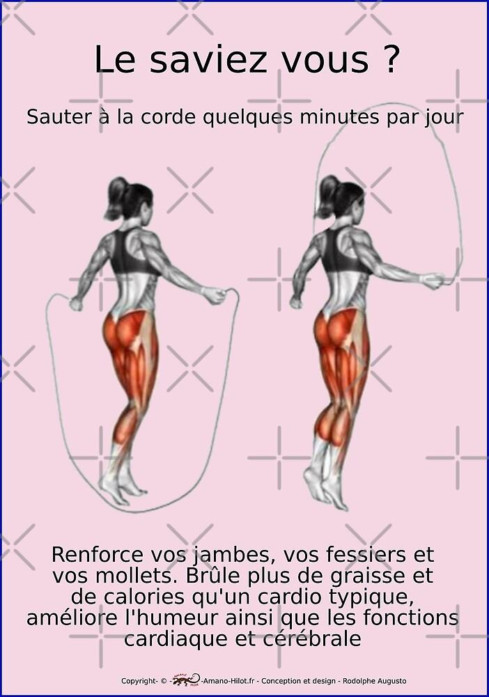 « Planches Musculo-squelettique des positions de Yoga - N°18 » par rodolphe Augusto