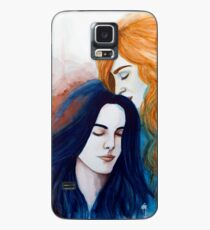 Breathe Me In, Let Me Be Your Air Case/Skin for Samsung Galaxy