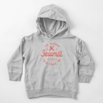 The Packard Sawmill, Twin Peaks Toddler Pullover Hoodie