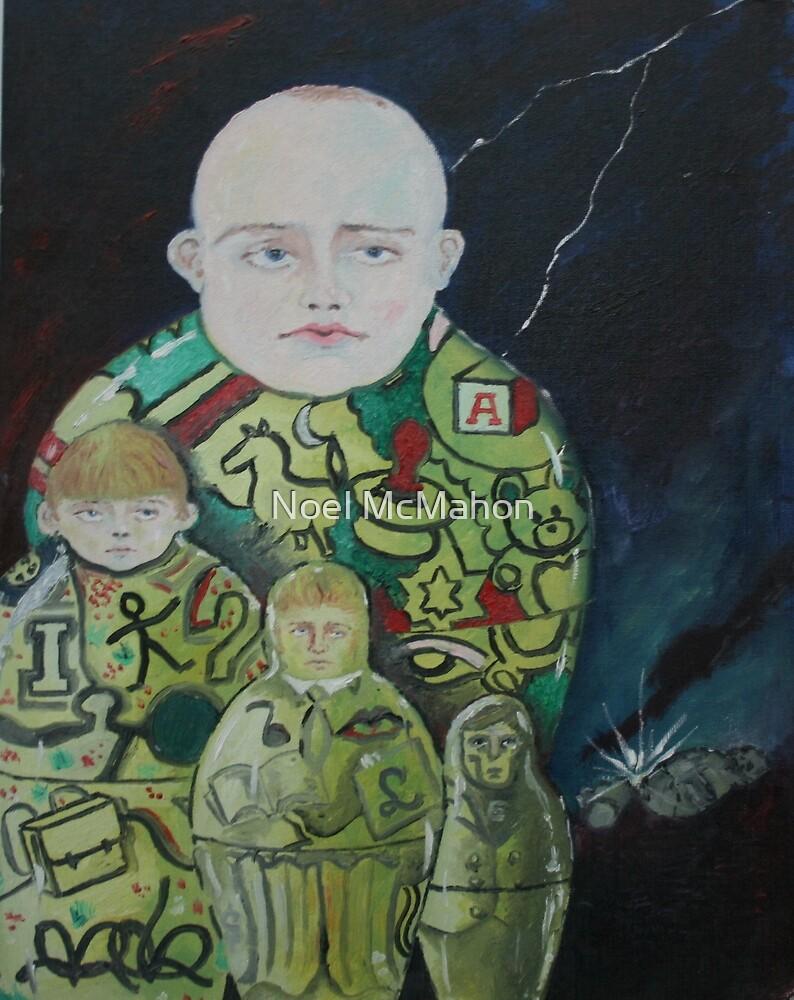 Babooshka by Noel McMahon