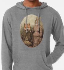 The Foxes Lightweight Hoodie