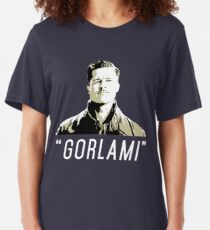 """GORLAMI"" Slim Fit T-Shirt"