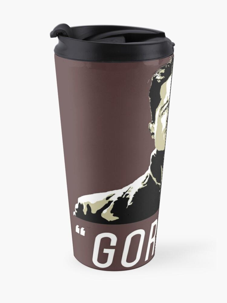 "Alternate view of ""GORLAMI"" Travel Mug"