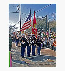 Marines Photographic Print