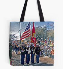 Marines Tote Bag