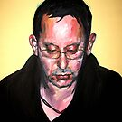 My Uncle Portrait 2 by Ognjen Stevanović