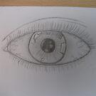 My Eye by lollapoppy
