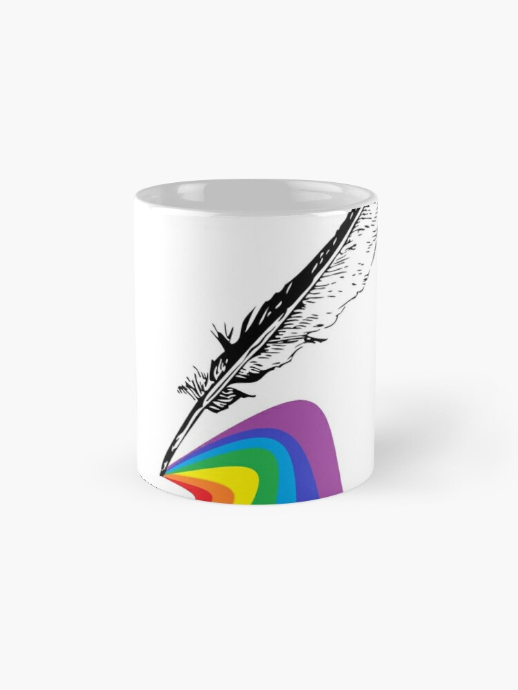 Alternate view of Proud Quill Mug