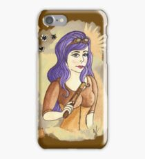 Steampunk Gunslinger iPhone Case/Skin