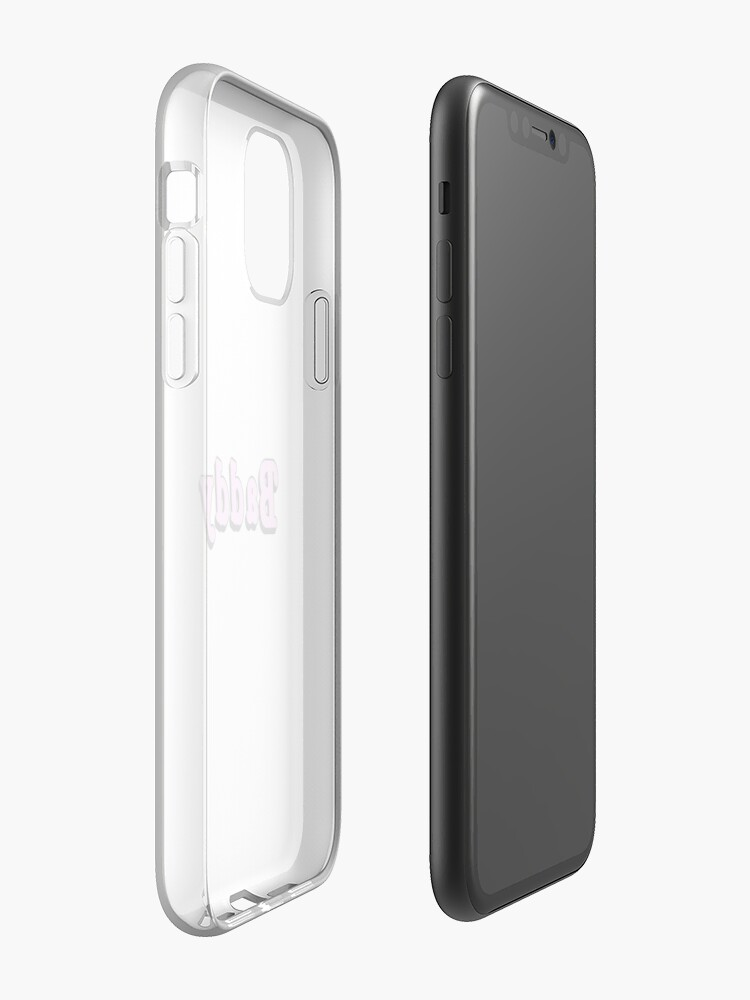 Coque iPhone « BADDY », par KRNTH