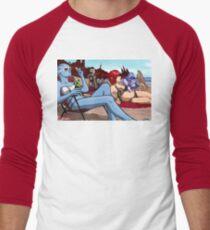 Mass Effect Cartoon - Ladies' Day Off T-Shirt