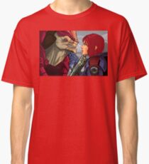 Mass Effect - Wrex vs. Shepard Classic T-Shirt