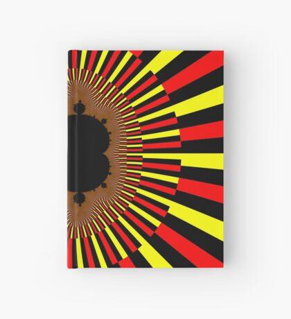 Mandelbrot Power Hardcover Journal