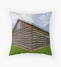 Perth Silverlight Store House Throw Pillow