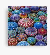 Lienzo Jewel Drop Mandala Stone Collection # 2
