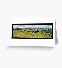 """""""The Cotswolds: England."""" Greeting Card"""