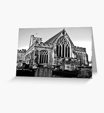 St Lawrence, Hawkhurst Greeting Card