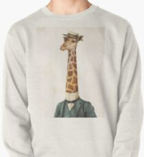High Class Gentleman Pullover Sweatshirt