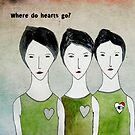Heartless ones by Nadine Feghaly