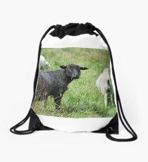 Ba Ba Black sheep  Drawstring Bag