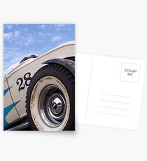 Hot Rod Postcards