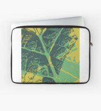 Leafy Fracto Laptop Sleeve