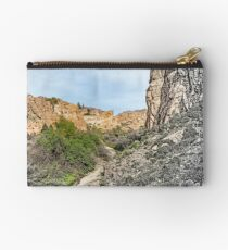 House on a Mountain Studio Pouch