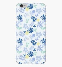James May's Blue Flowery Shirt iPhone-Hülle & Cover