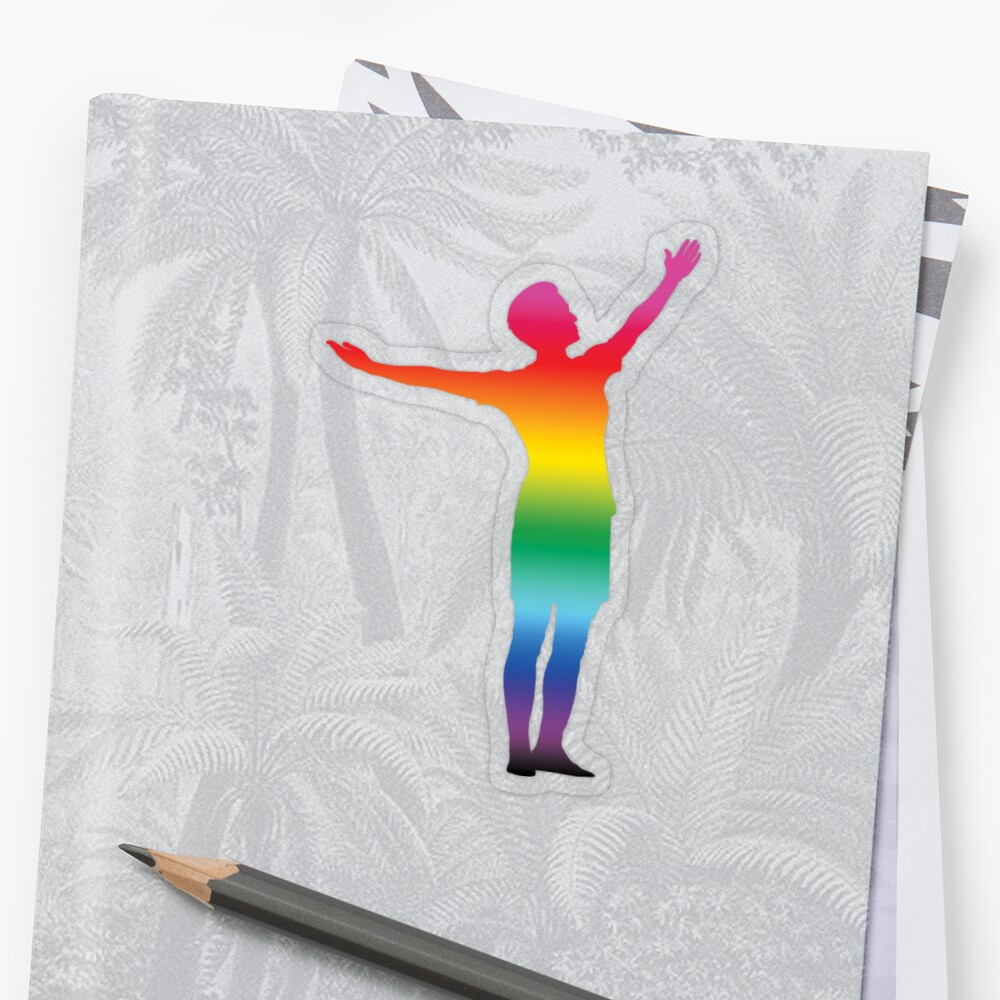 Megan Rapinoe - STOLZ Sticker