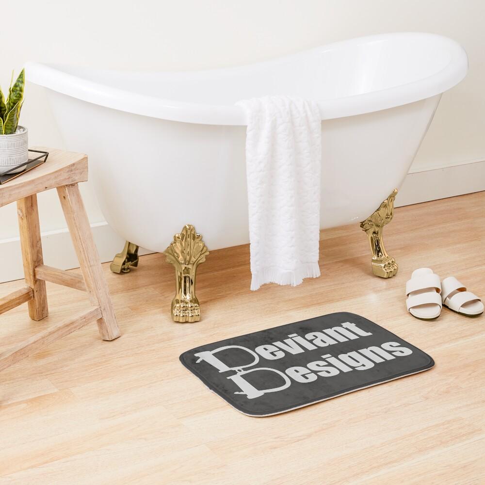 Deviant Designs - Light Bath Mat