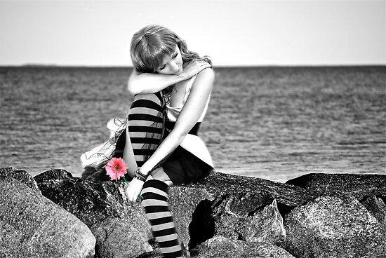 For No One... by Karen  Helgesen