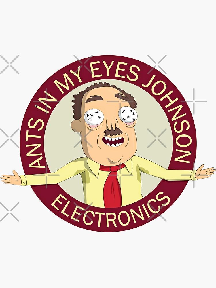 Ants in my eyes Johnson Logo by moonstonegr