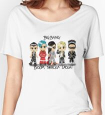 URKNALL Loose Fit T-Shirt