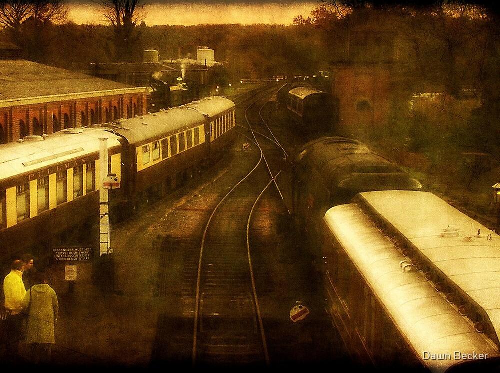 Blue Bell Railway-UK ©  by Dawn Becker
