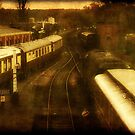 Blue Bell Railway-UK ©  by Dawn Becker