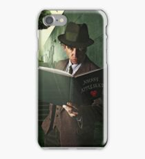 The Vicarious Life... iPhone Case/Skin