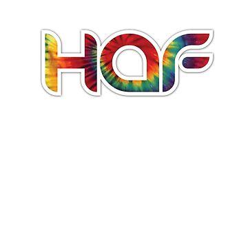 HAF Tie-Dye by dominatehaf