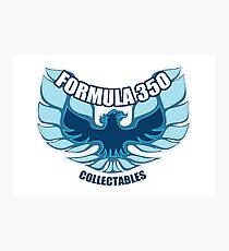 Formula350 collectibles Photographic Print